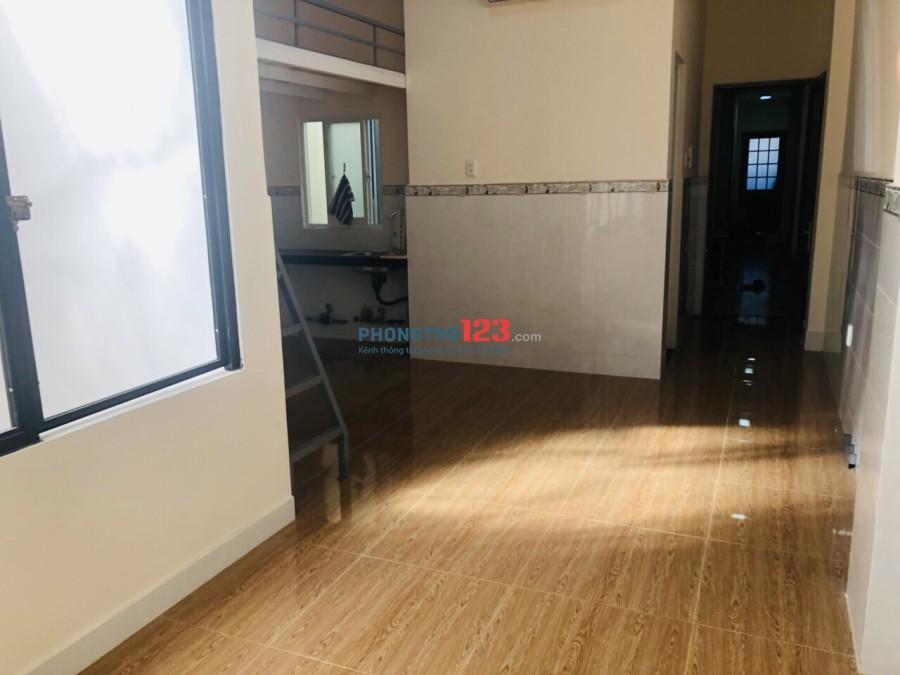 Phòng siêu rộng 35m2, Gần Các trường Đại Học Quận Bình Thạnh