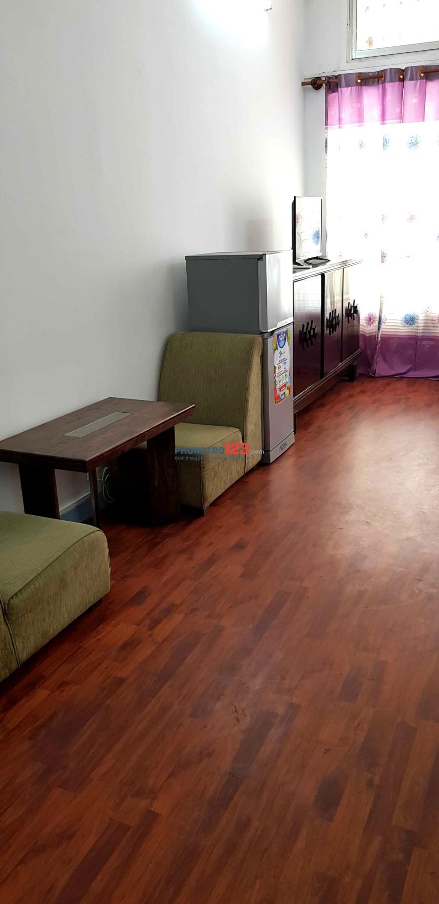 Phòng đầy đủ nội thất có máy giặt mới xây giá tốt nhất khu vực
