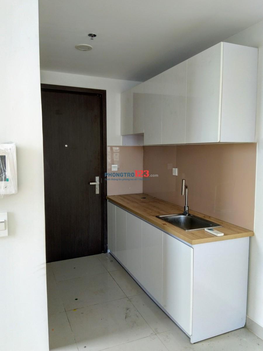 Cho thuê căn hộ River Gate B16-26 căn góc thông thoáng tự nhiên