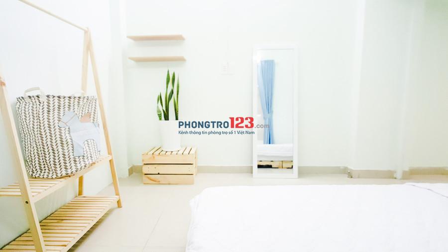 Phòng dịch vụ full nội thất ngay trung tâm Phú Nhuận giá ưu đãi
