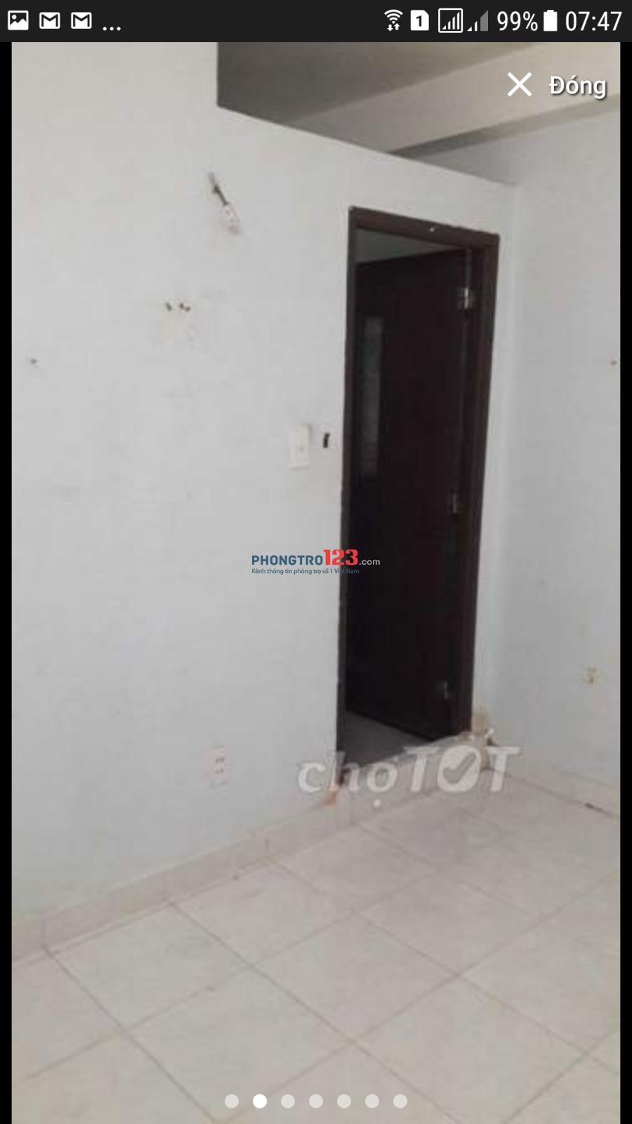 Cho thuê phòng trọ tại Nguyễn Ngọc Lôc q10