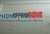 SEARCHING 1 BẠN NỮ Ở GHÉP PHÒNG 2 NGƯỜI SẠCH SẼ VÀ AN NINH, ĐƯỜNG CMT8 GẦN CV LÊ THỊ RIÊNG