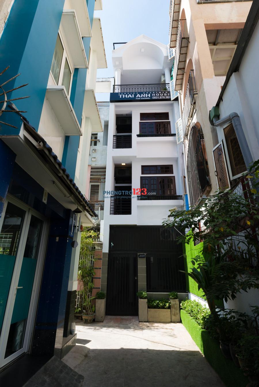 Mới xây dựng- Full nội thất cao cấp gần Chợ Tân Định, Q1