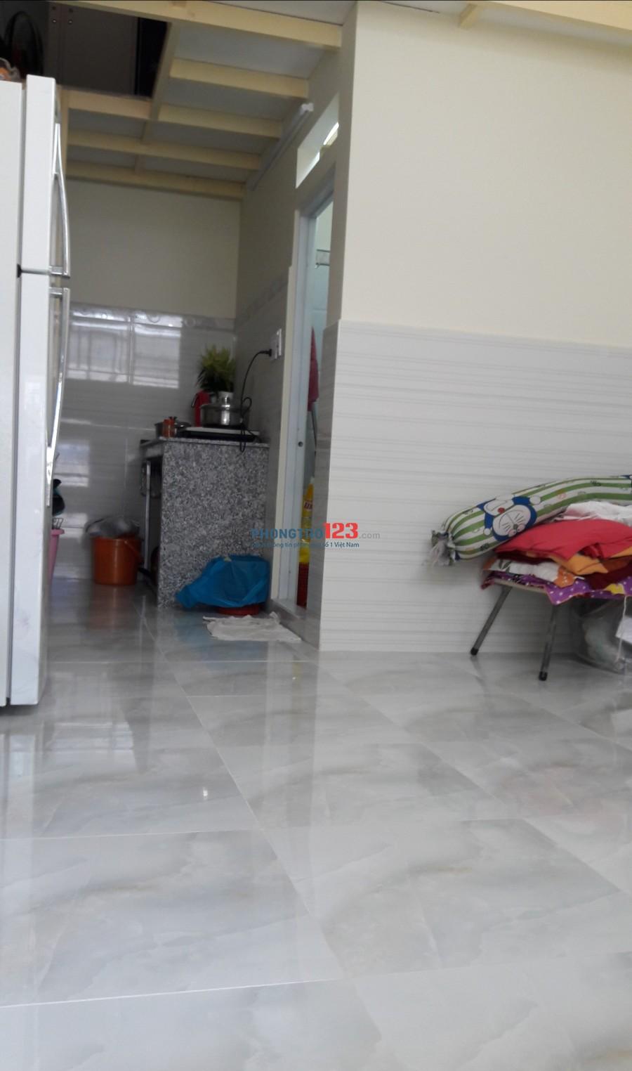 Cần tìm 2 bạn nữ ở ghép Quận Tân Bình