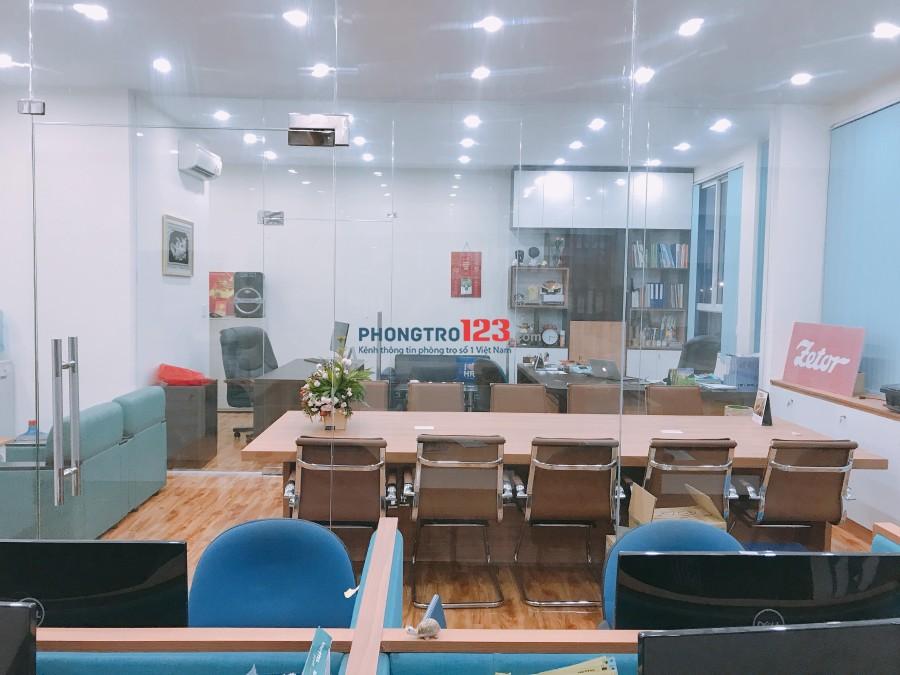 Cho thuê officetel LE-04.41,42,43- 99m2, Full nội thất, 45tr/th, view Mai Chí Thọ, chính chủ