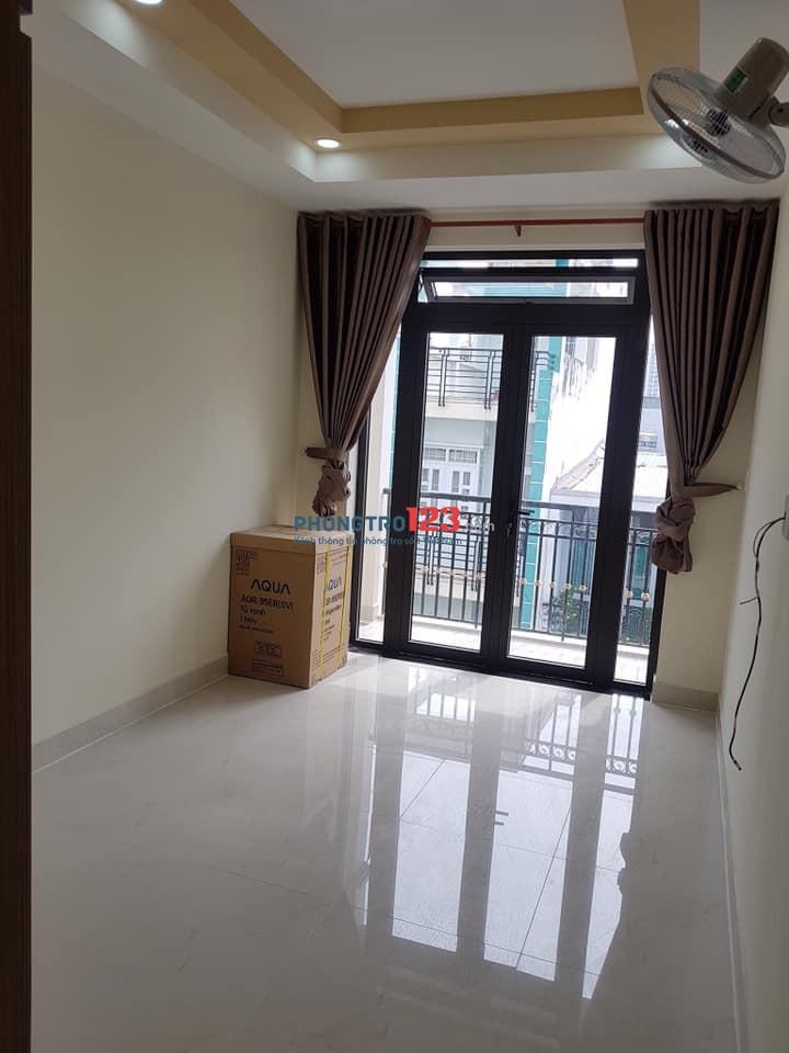 Cho thuê phòng & mặt bằng quận Phú Nhuận