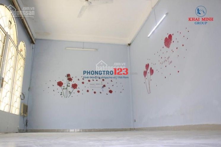 Phòng cho thuê khu vực Bình Thạnh, gần Hàng Xanh, Hutech, Ngoại Thương,... giá từ 2-5triệu