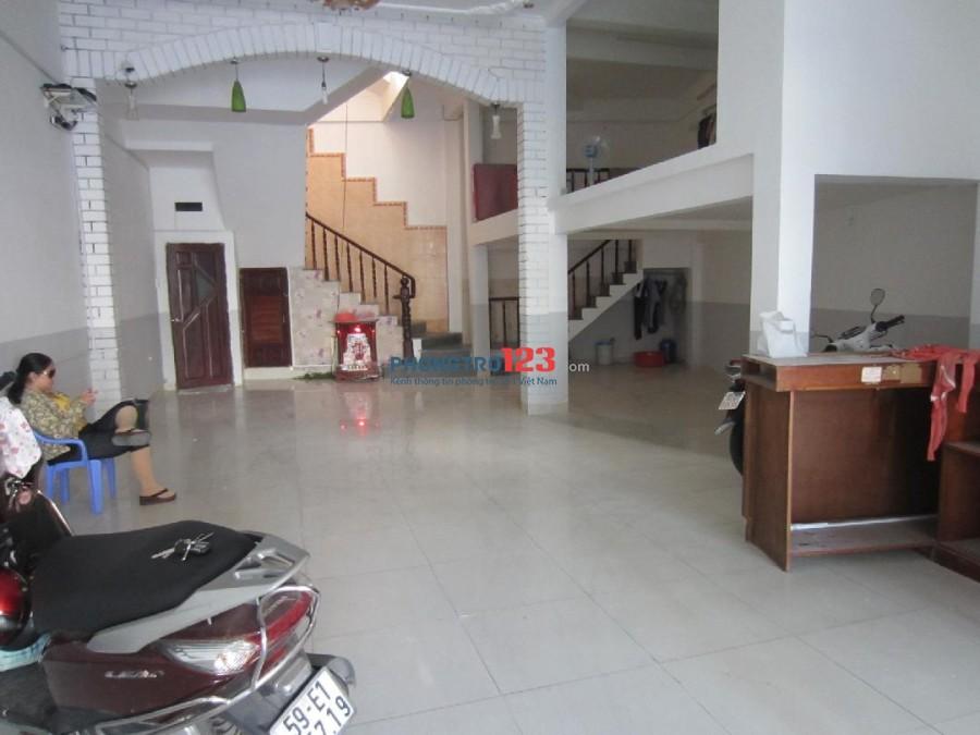 Phòng cao cấp cho thuê trung tâm quận 5, 65 Trần Tuấn khải