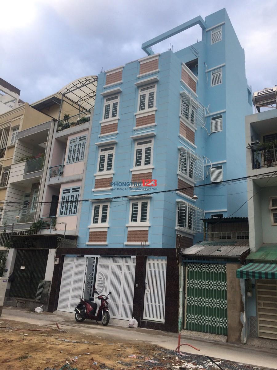 Phòng cho thuê full nội thất tại 48/8/5 Ung Văn Khiêm Phường 25 Quận Bình Thạnh Tp HCM