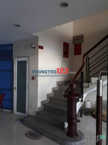 Phòng trọ cho thuê dạng chung cư mini đầy đủ tiện nghi, Trương Công Định, Tân Bình