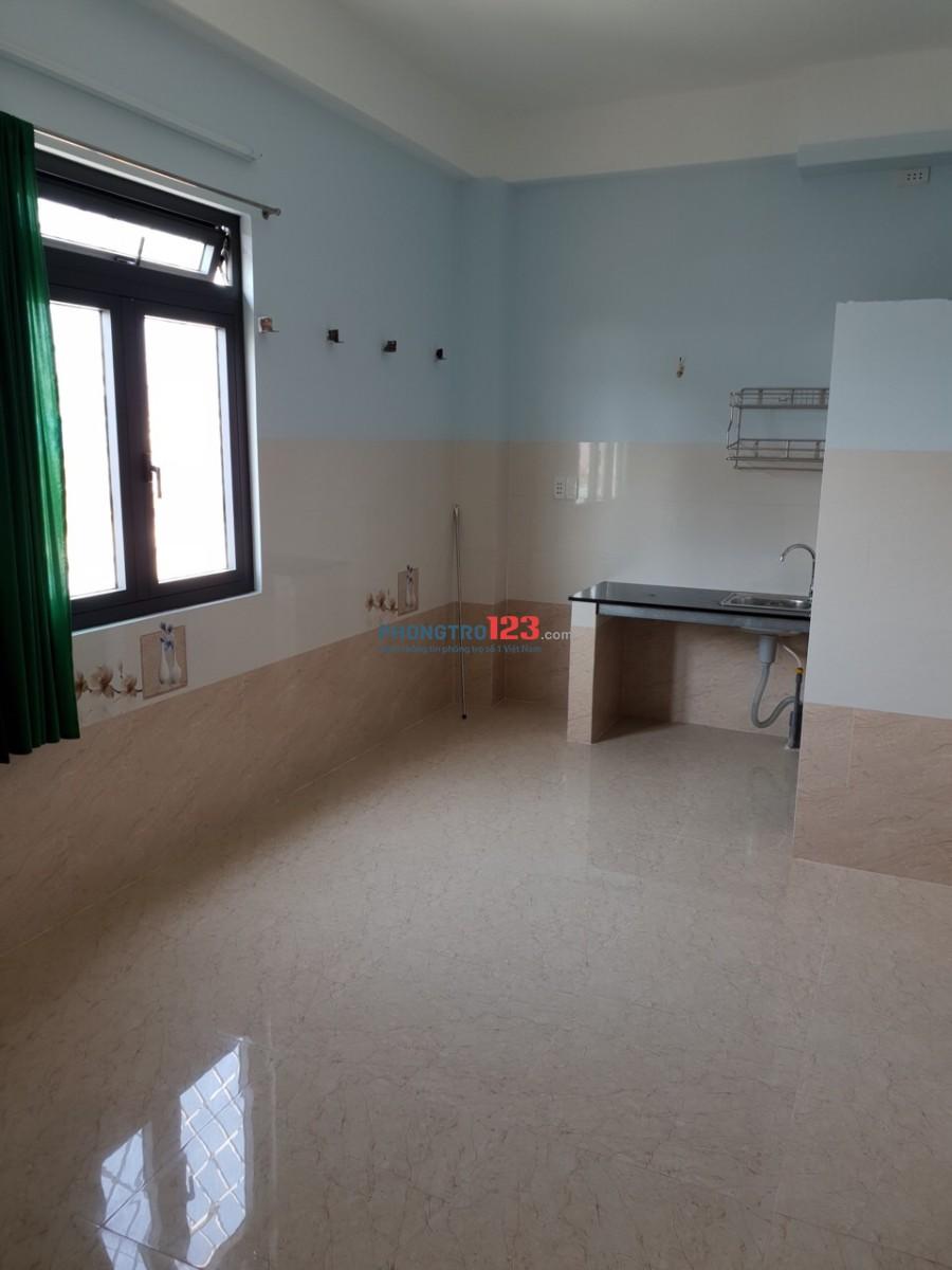 Phòng chung cư mini giáp Q1