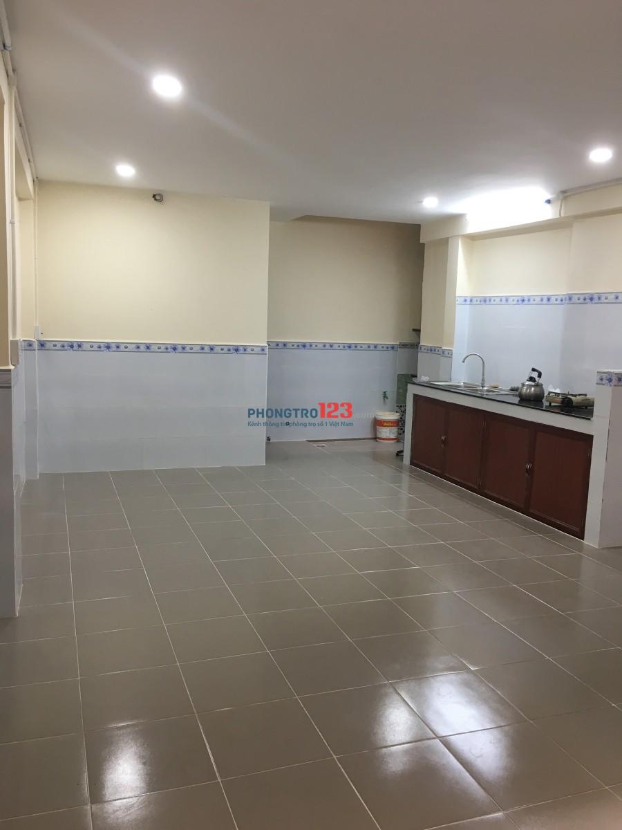 Chính chủ cho thuê nhà nguyên căn mới xây, đường Sơn Cang, F12, Q. Tân Bình, TPHCM