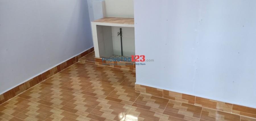 Phòng mới trọ mới xây dựng Bàu Cát 4