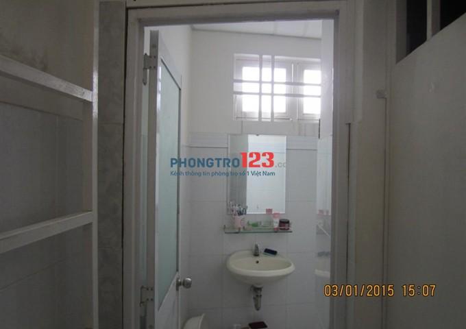 Phòng trọ cho thuê dạng chung cư mini, Quận Bình Thạnh