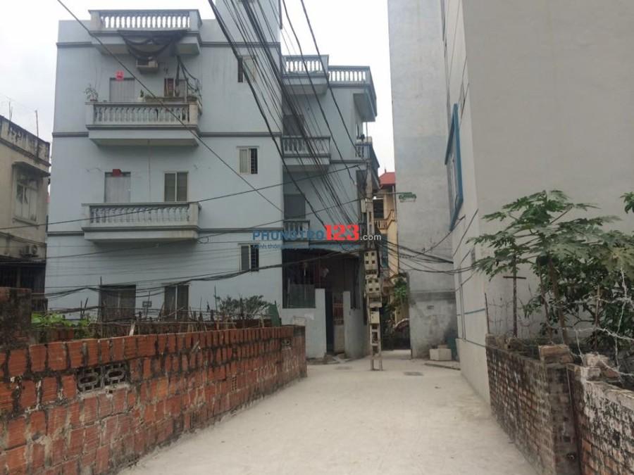 Cho thuê phòng trọ đường Tây Mỗ, gần khu đô thị Vincity sportia