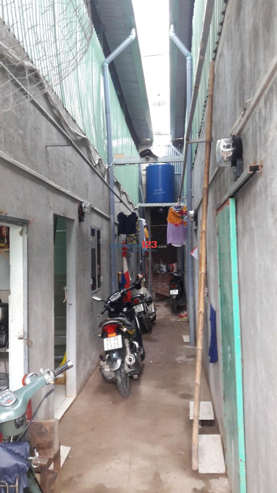 Nhà mới xây cho thuê cuối đường NGUYỄN VĂN LUÔNG