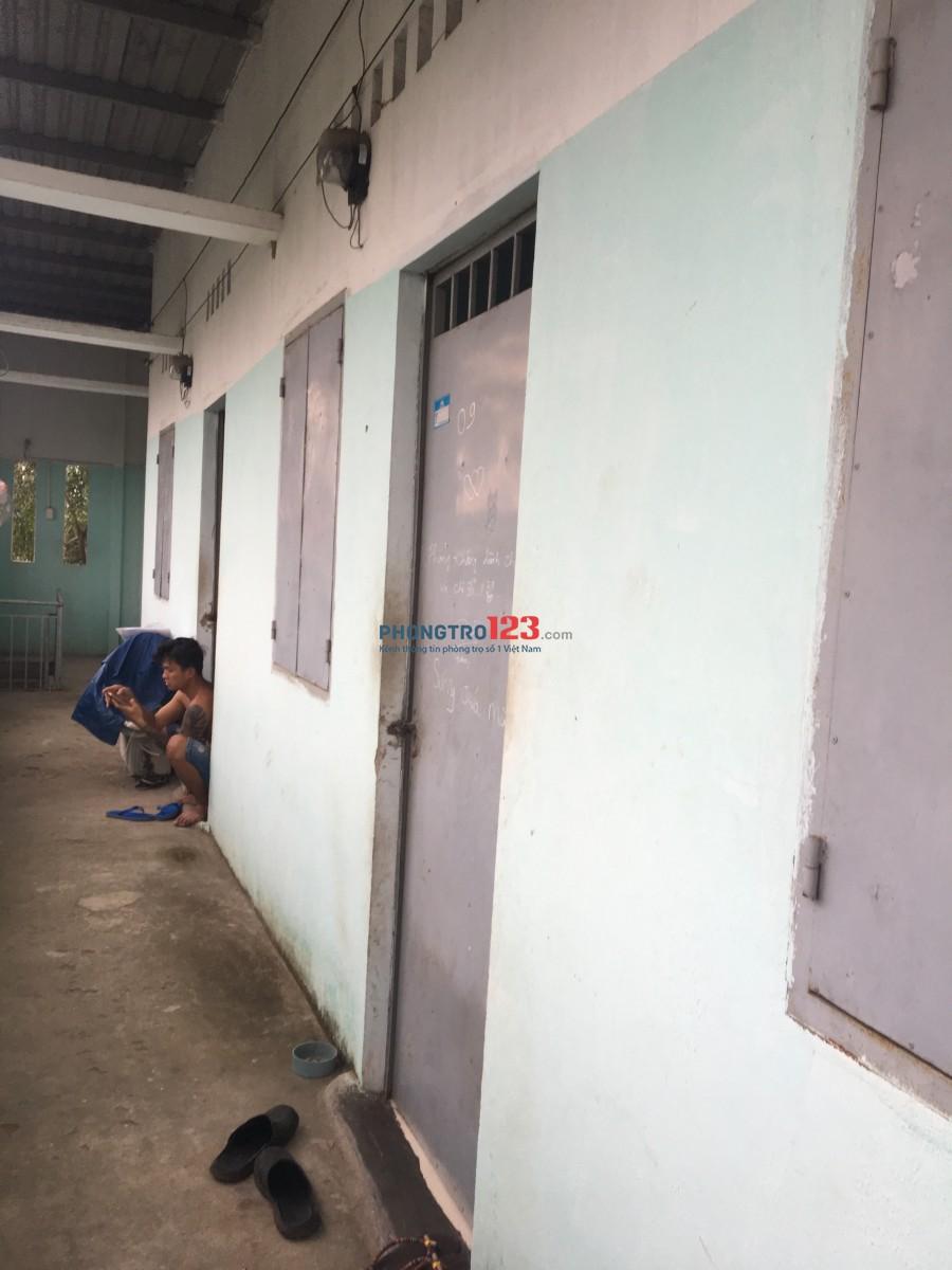 Phòng cho thuê 25m2-1,4tr/tháng ngã ba Lò Lu Q9