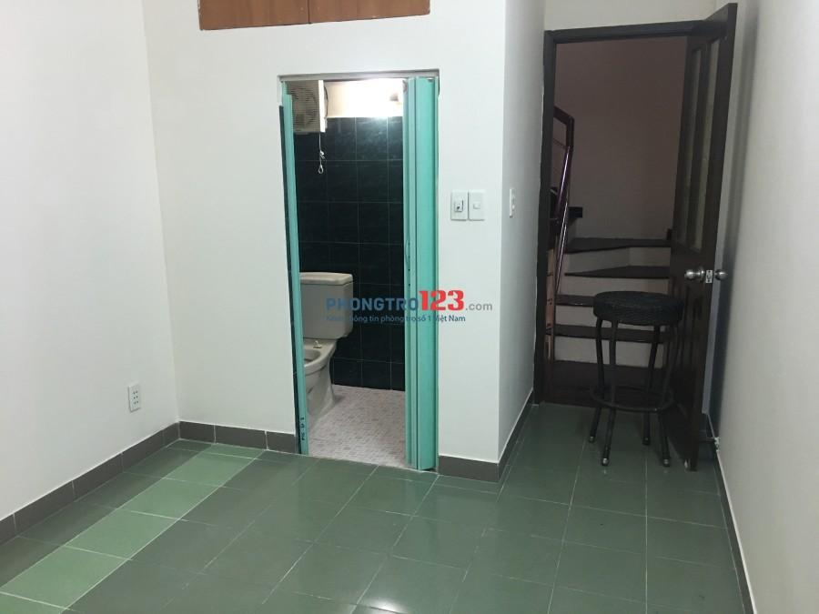 Phòng cho thuê đường Lý Thái Tổ, có WC riêng , giờ tự do , ko chung chủ, cho để xe free.