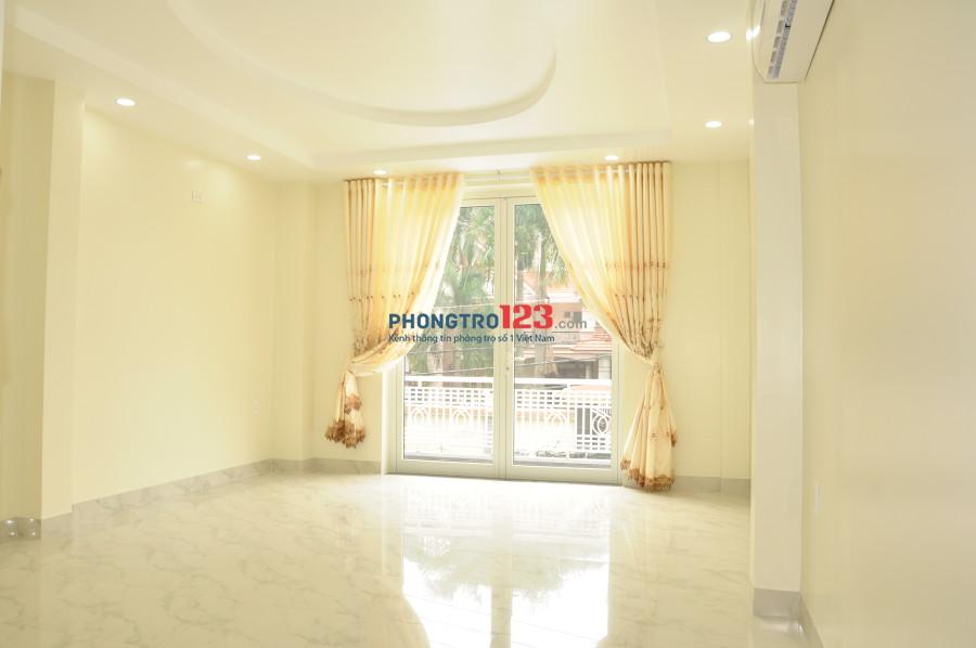 Cho thuê nhà nguyên chính chủ căn mặt tiền số 28 Giang Văn Minh, Q.2, mới 100%, 8 phòng