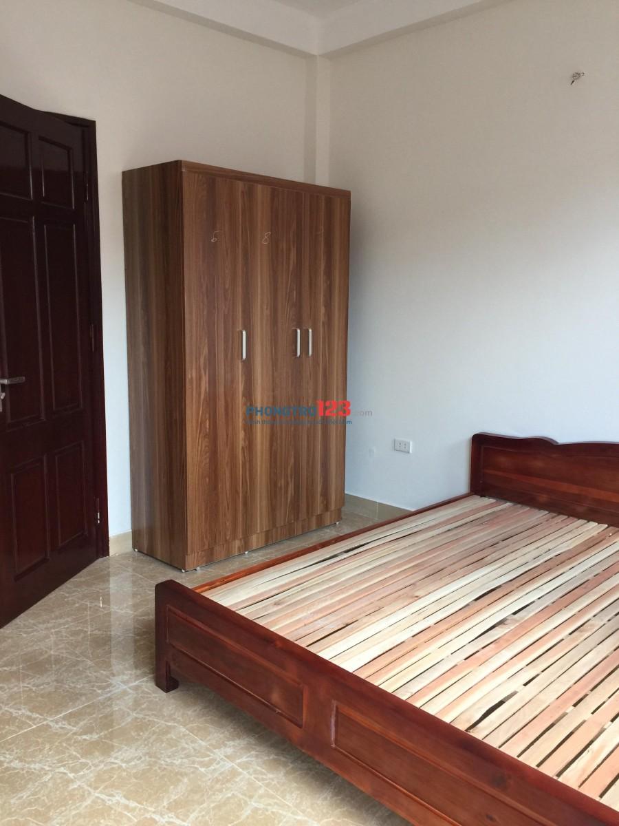 Cho thuê phòng trọ khép kín, tiện nghi đầy đủ nhà 5t mới xây.