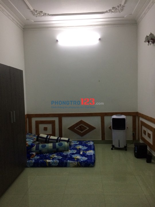 Cho Thuê Phòng Trọ Cư Xá Rada Quận 6 Khu Ăn Uống