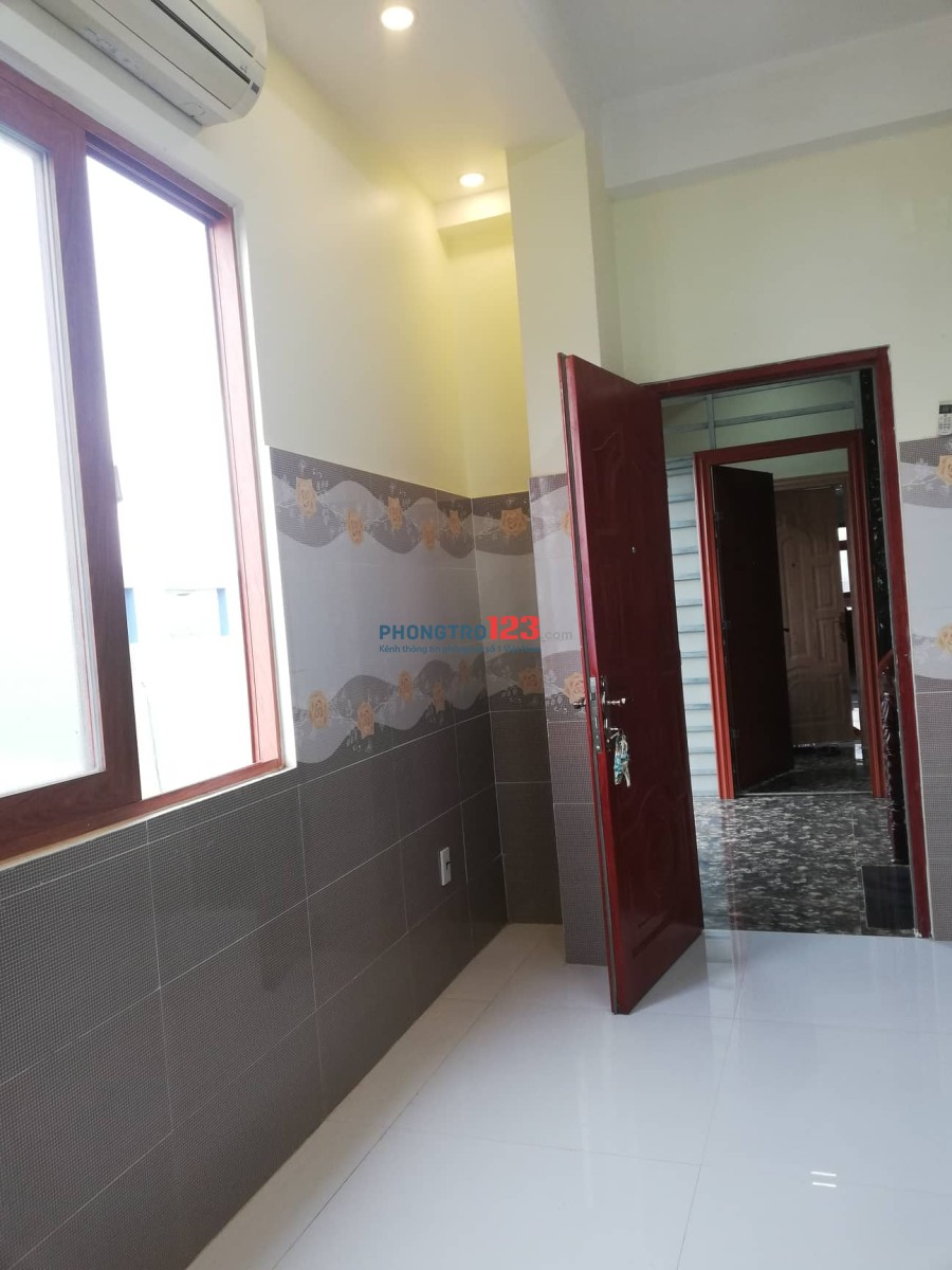 Cho thuê phòng trọ cao cấp phường Sơn Kỳ, quận Tân Phú.