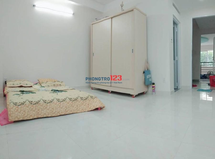 Cho thuê Phòng Full nội thất ngay 208/38 đường 26 tháng 3 , Q. Bình Tân