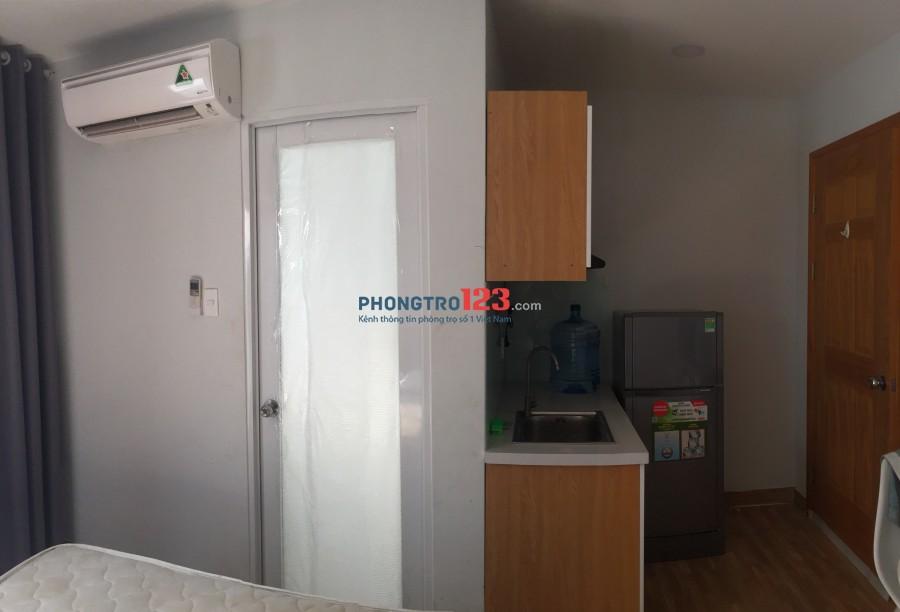 Cho thuê căn hộ mini full nội thất đường Út Tịch, Phường 4, Quận Tân Bình