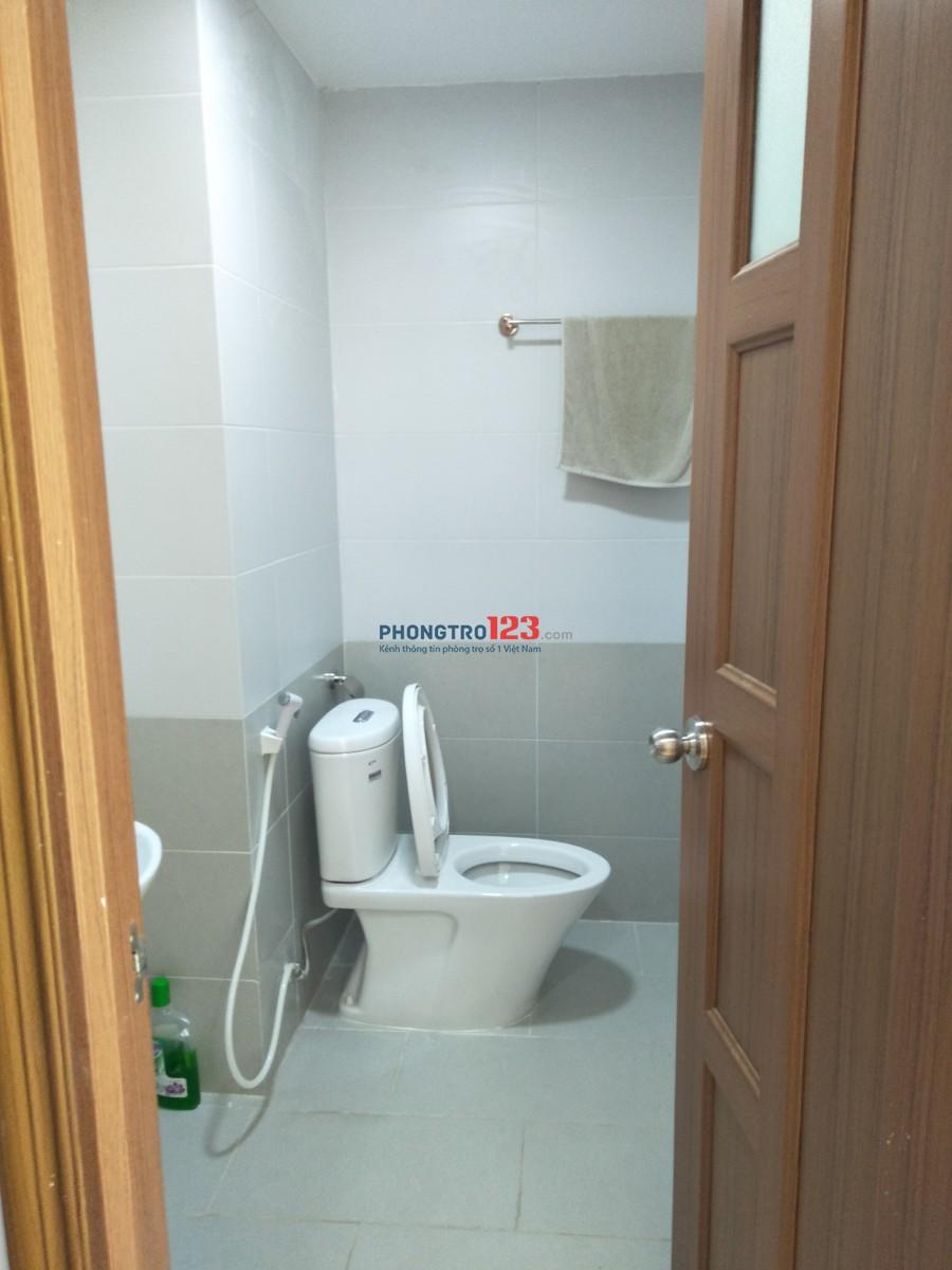 Phòng mới xây, 25m2, 5,5tr, Điện Biên Phủ, Bình Thạnh