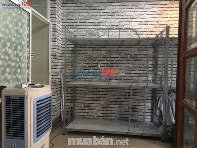 Ở ghép ktx máy lạnh bao điện nước net khu quận 10