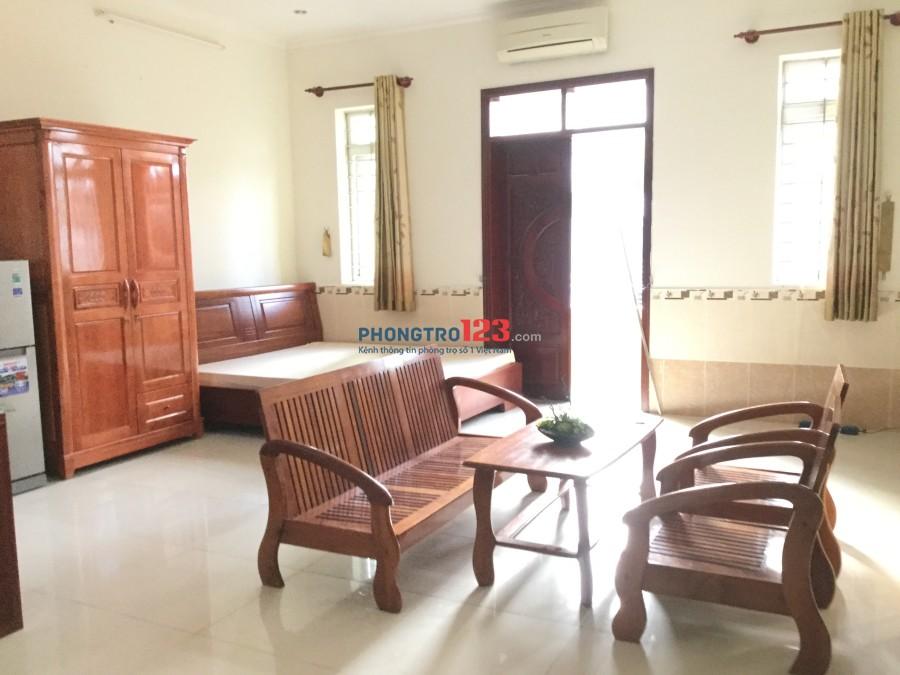 Cho thuê phòng trọ, đầy đủ tiện nghi, DT 35m2