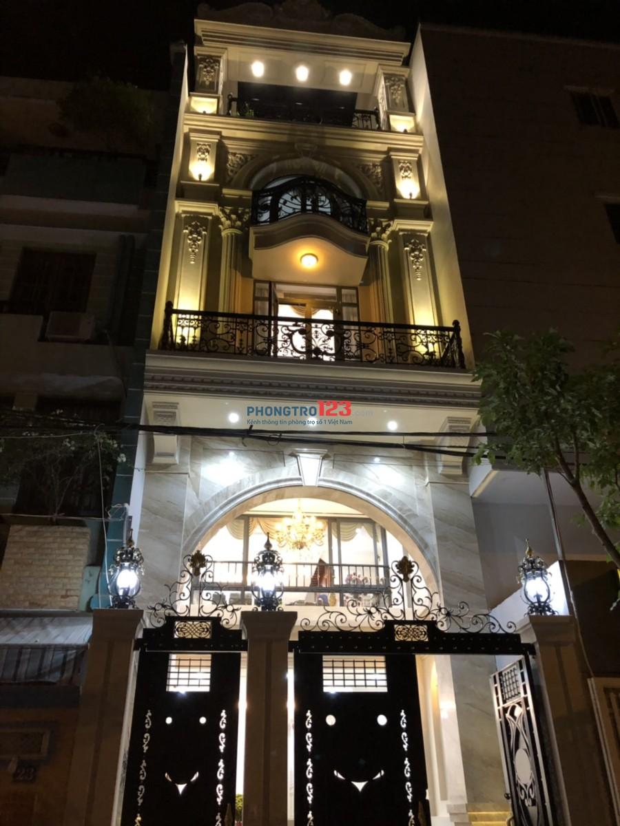 Cho thuê căn hộ mini cao cấp, có thang máy, tại khu Trung Sơn