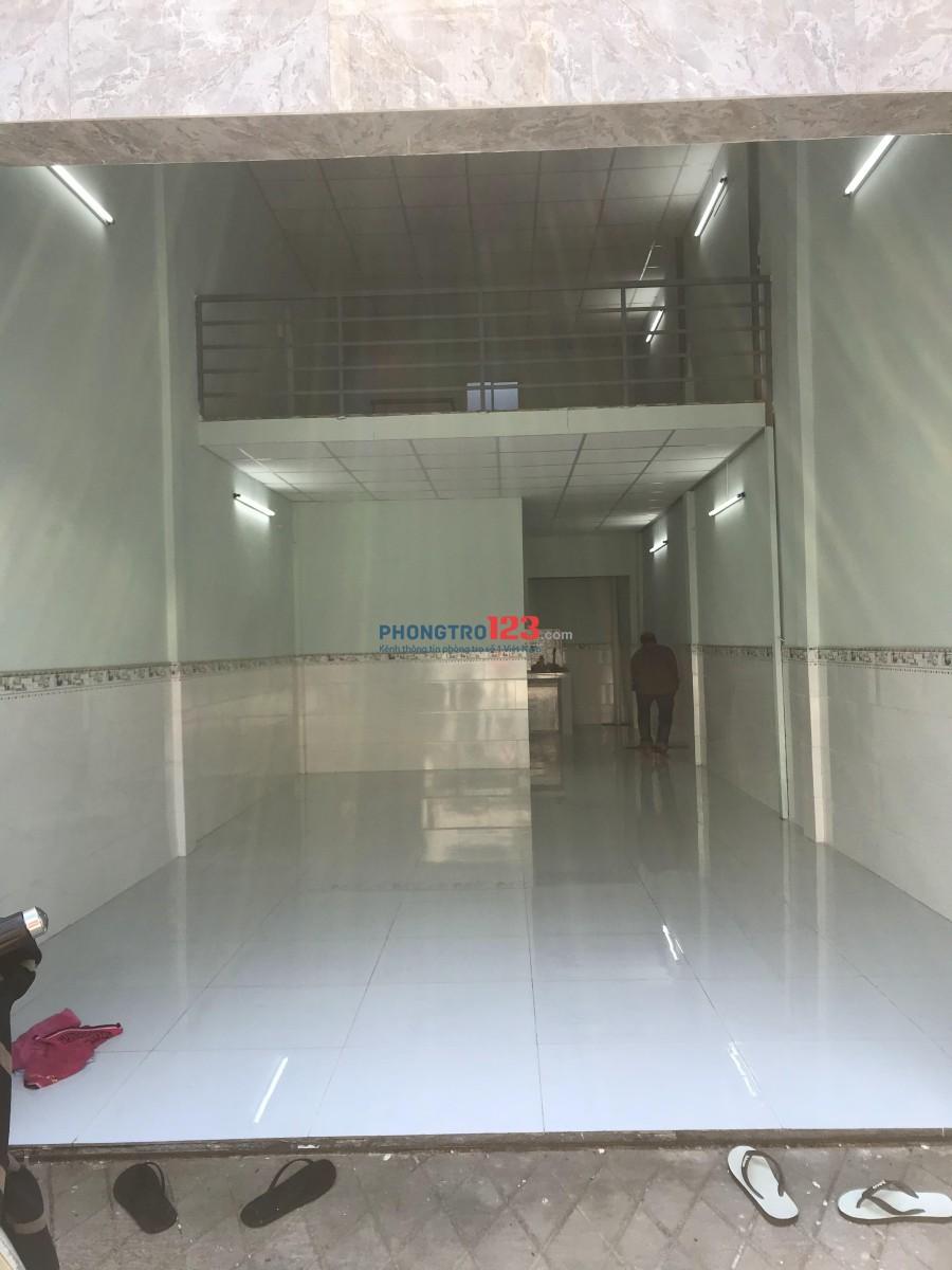 Cho Thuê Nhà Mặt Tiền Nguyên Căn Số 59 Đường 16 Ngay Ngã Tư Phạm Hùng, P.4, Quận 8