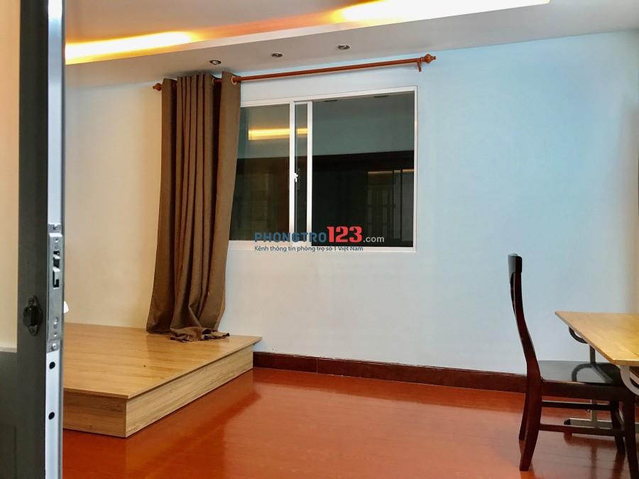 Phòng trọ 25m2 Trường Sa, Phú Nhuận+ FULL nội thất + Ngay bờ sông