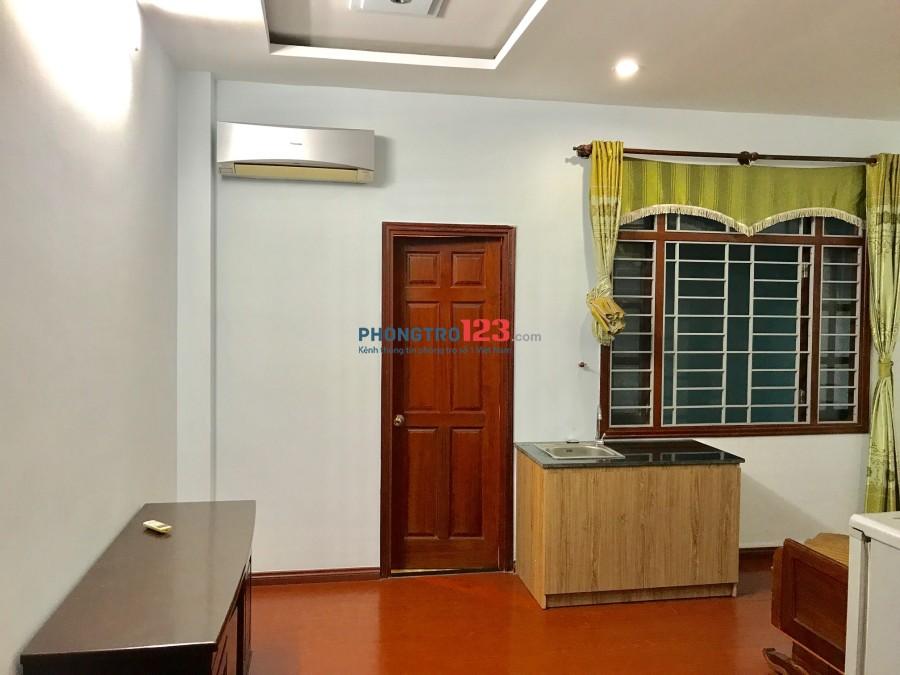 Phòng trọ 30m2 Trường Sa, Phú Nhuận+ FULL nội thất + Ngay bờ sông + nội thất đẹp