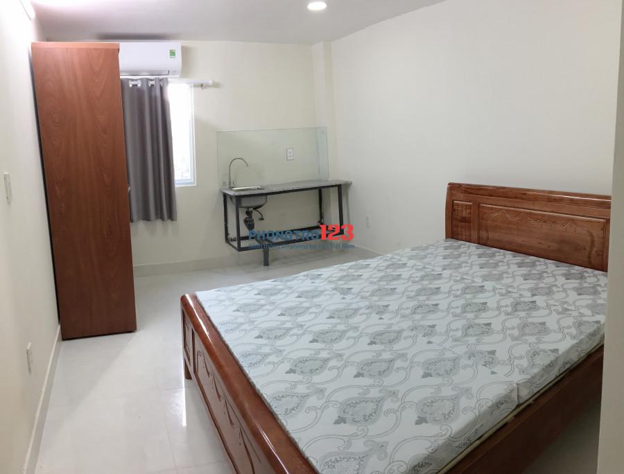 Phòng đầy đủ nội thất tiện nghi trung tâm Q7 - Mới 100% (có thang máy)