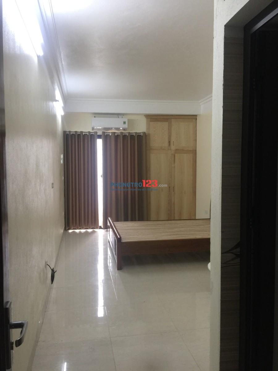 Chính chủ cho thuê chung cư mini cách ngã tư Vạn Phúc - Tố Hữu 600m