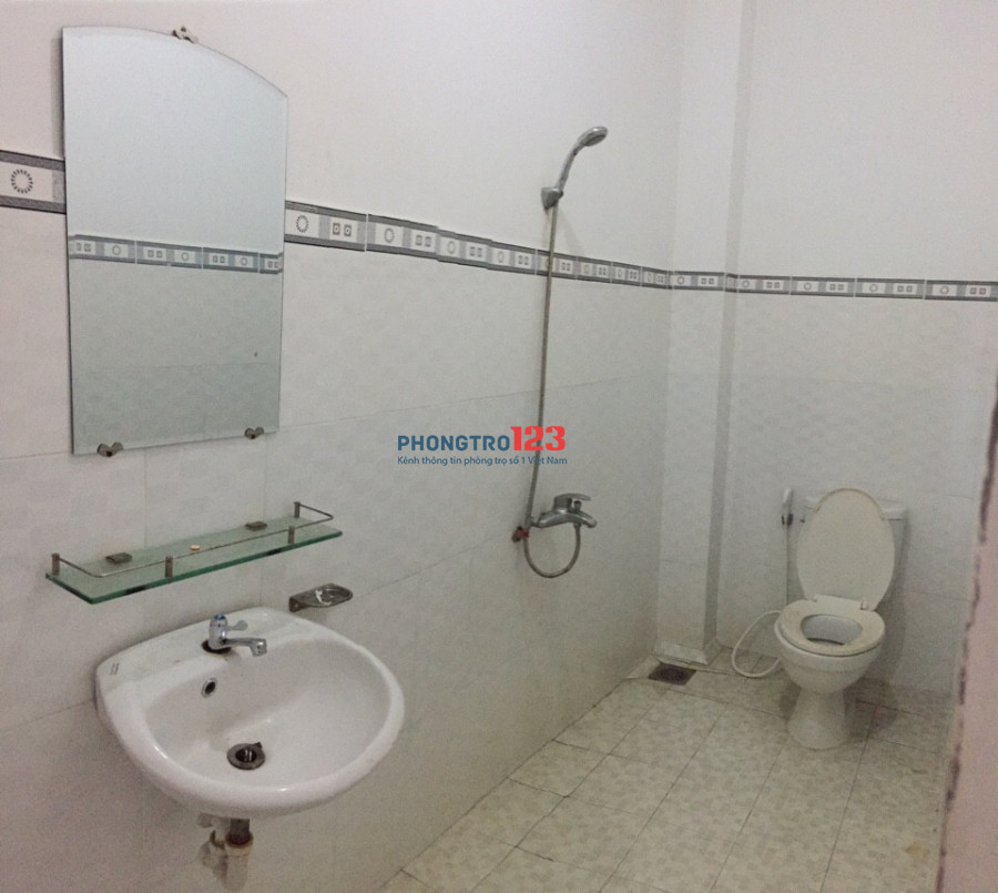 Cho thuê phòng 102 - gần Aeon Mall Bình Tân