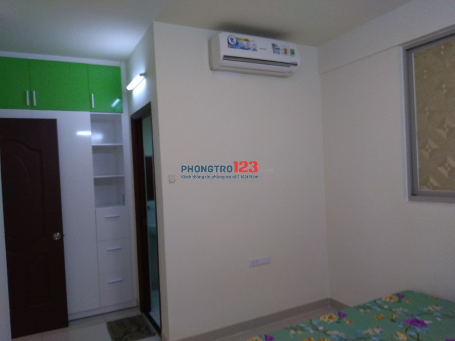 Cho Thuê Căn Hộ Vision 2PN 2WC, Nội Thất Cao Cấp, Có Hồ Bơi, Cách Aeon Mall 3km
