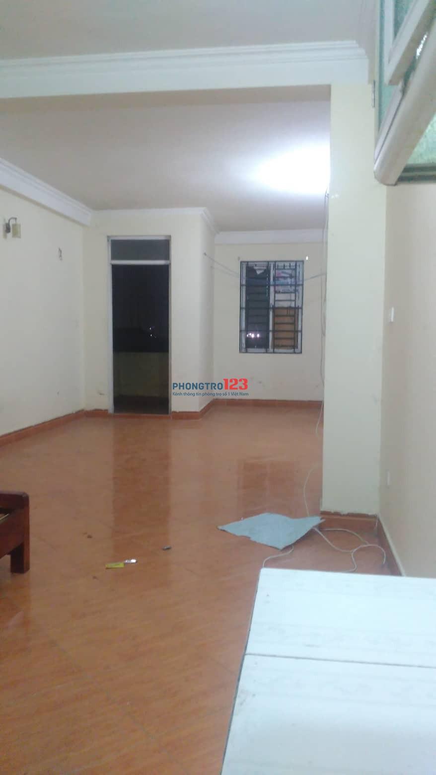 Cho thuê nhà trọ,chung cư mini khu vực Tây Tựu, gần Khu B Đại Học Công Nghiệp
