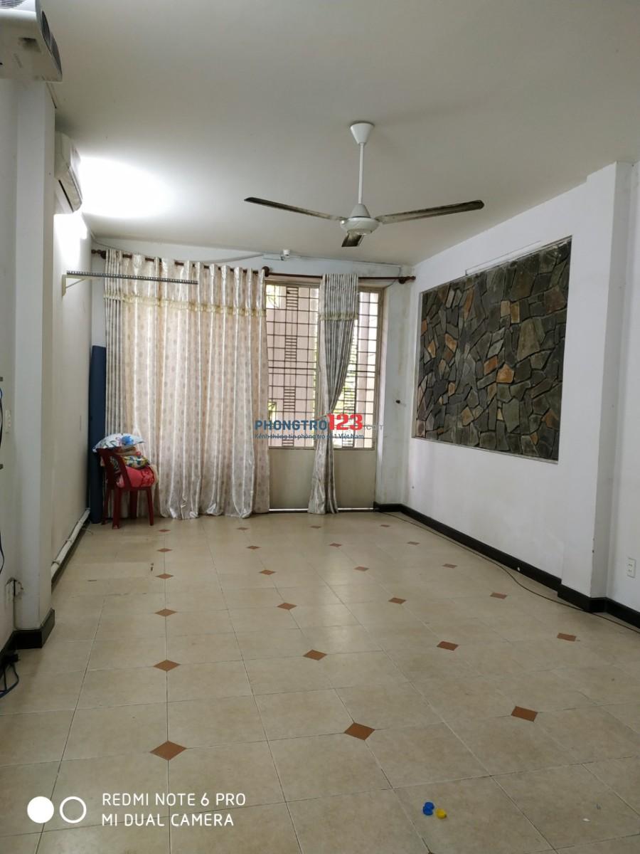 Phòng trọ có toilet quận Tân Bình