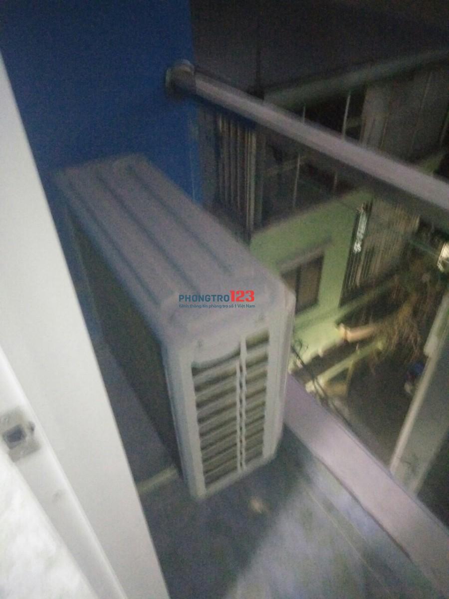 Cho thuê căn hộ mini mới xây đường Phạm Văn Hai, Quận Tân Bình