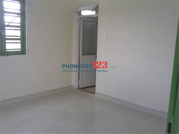 Phòng trọ cho thuê giá rẻ khu vực quận Tân Bình gần sân bay