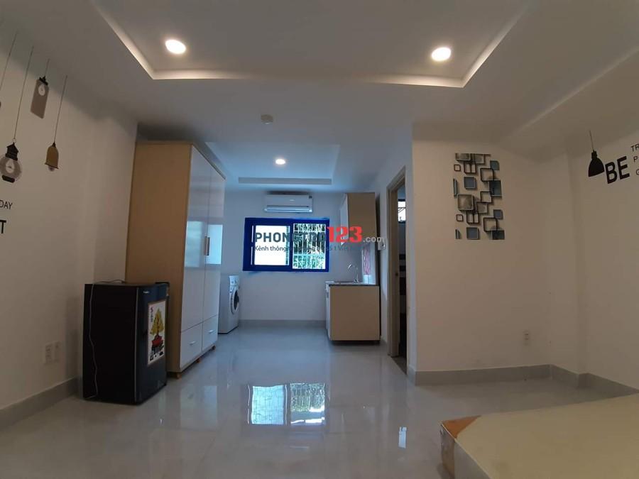 Phòng cho thuê đầy đủ nội thất giá 4tr, 5tr, - Bảo vệ 24/24 - Làng đại học khu B