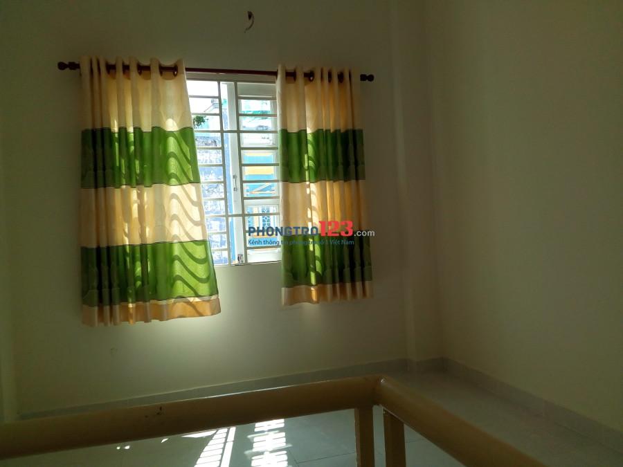 Nhà mới 2lầu, 2toilet, ban công, P.1, Q.Phú Nhuận