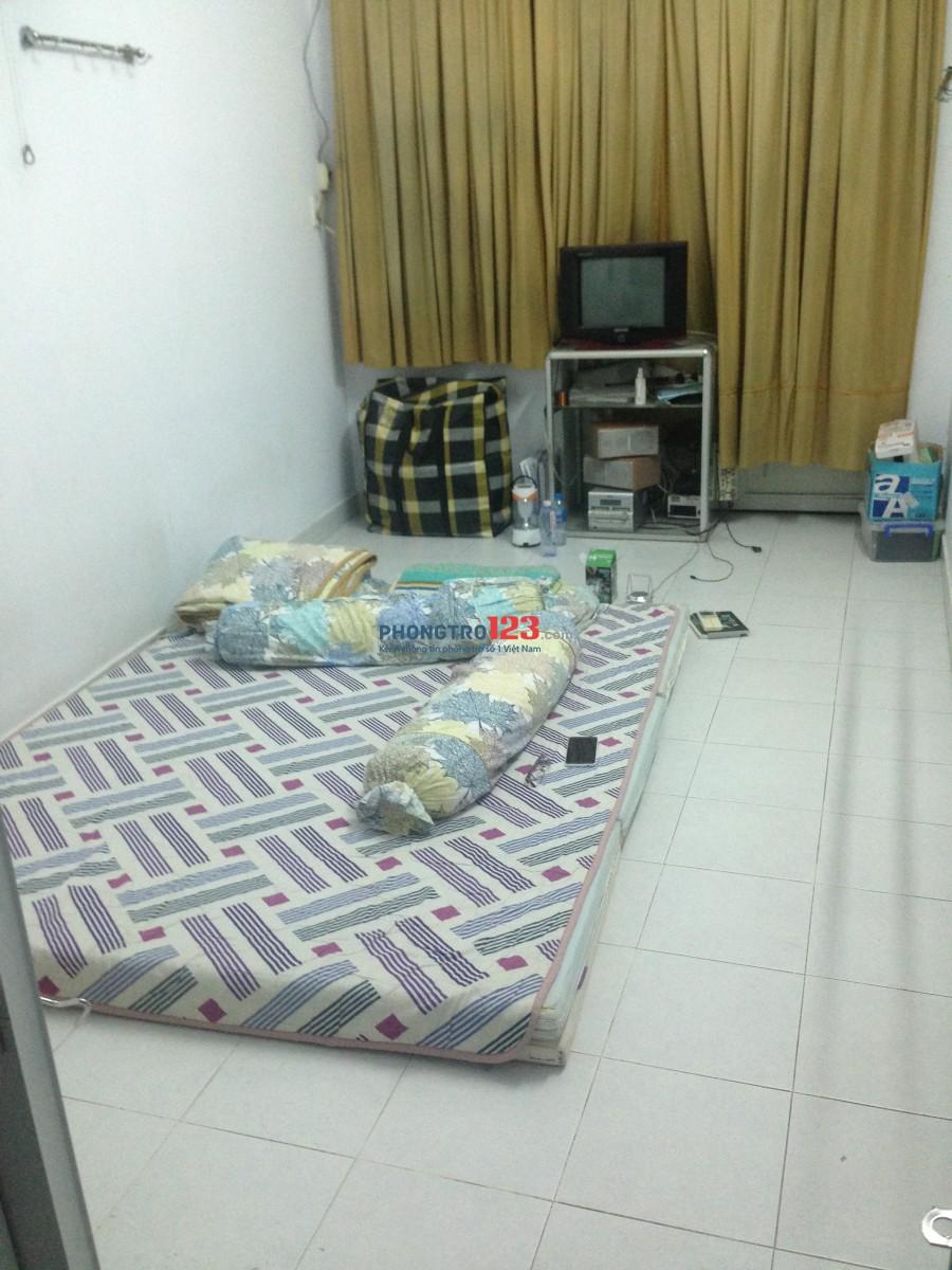 Phòng trọ dành cho nữ khu vực trung tâm quận Tân Bình