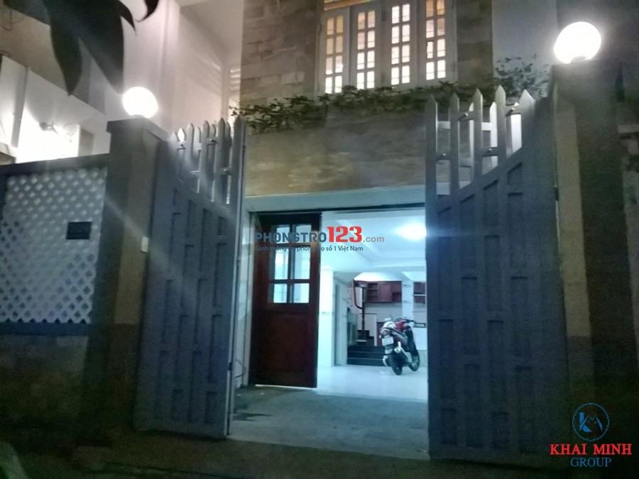 Phòng cực đẹp, 40m2, có máy lạnh, lối đi riêng, gần Hàng Xanh, Hutech, Ngoại Thương