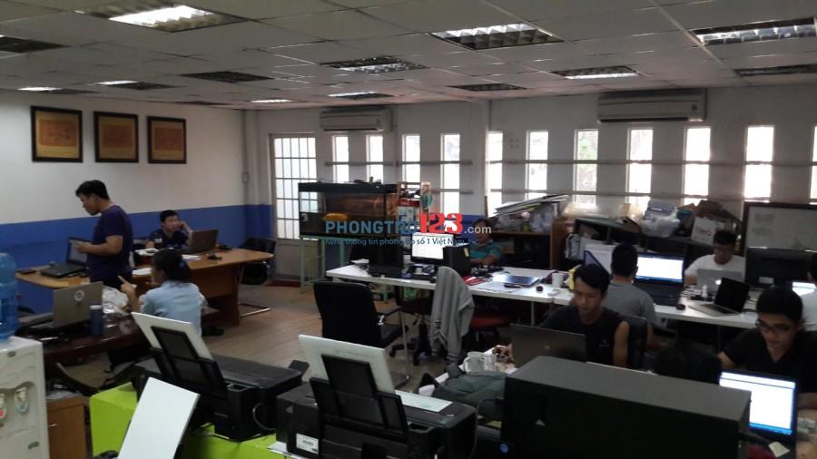 Cho thuê văn phòng, Hoàng Văn Thụ, Phú Nhuận