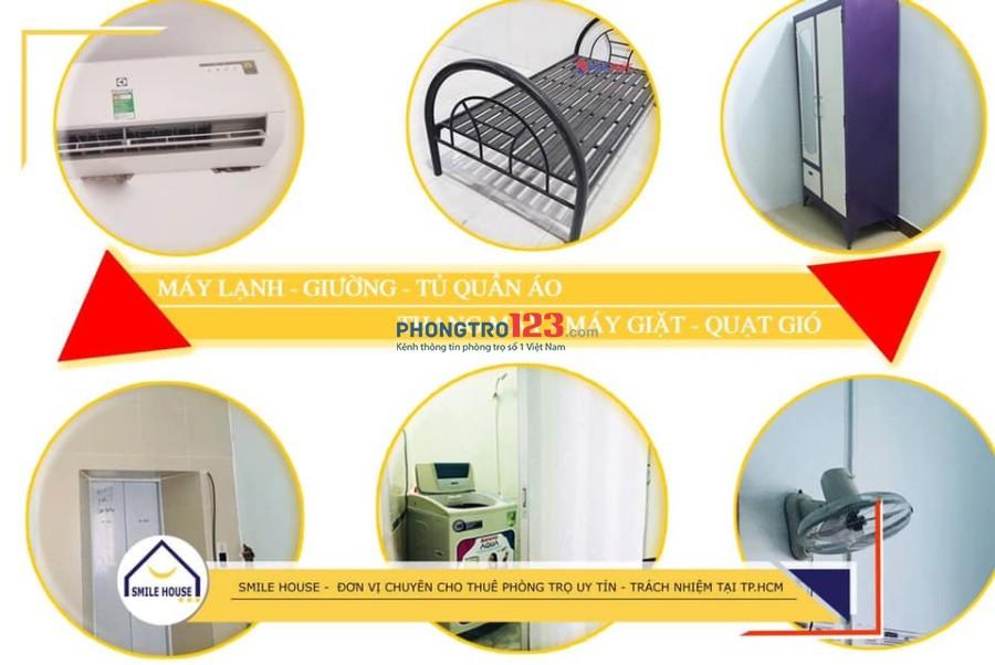 Cho thuê phòng trọ Gò Vấp giá rẻ gần công viên Làng Hoa