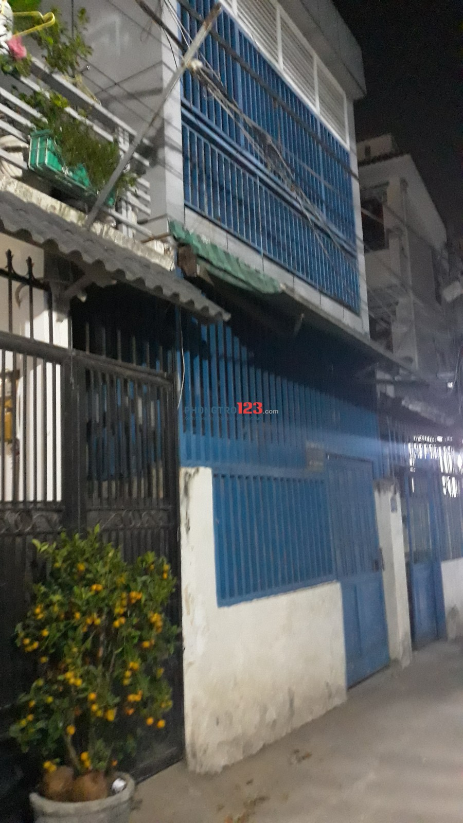 Cho thuê nhà nguyên căn gần Hiệp Thành City